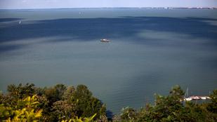 Mától igazán Balaton a Balaton