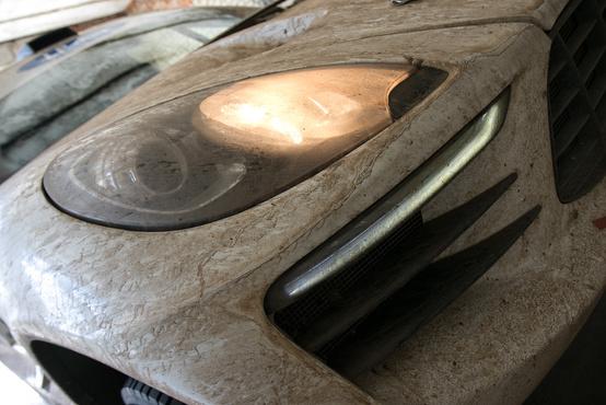A lámpák valóban Macan-lámpák. A többi egyedi