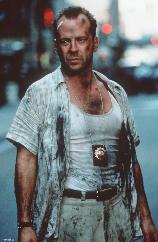 Bruce Willis, John McClane-ként