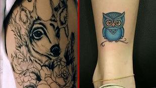 El tudja dönteni, hogy igazi vagy kamu tetoválást lát??