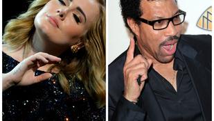 Lionel Richie nagyon akar Adelevel duettezni
