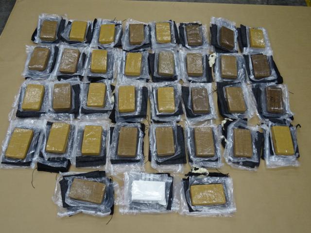 cocaine bricks laid out - copy