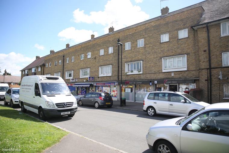 A bolt a Kempe Roadon, innen vitte el a tolvaj az autót
