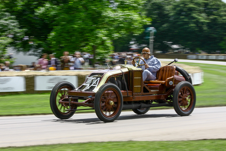 Szisz Ferenc ezzel nyerte az első GP-t pont száztíz évvel ezelőtt