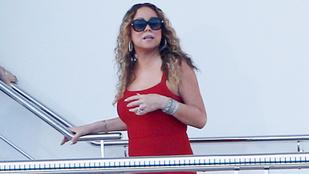 Azt kell mondjuk, Mariah Carey remek formában van