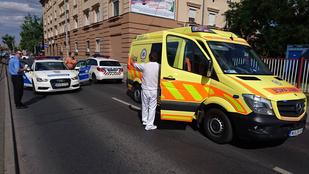 A nyílt utcán szúrtak le egy férfit a X. kerületben