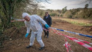Ezen a helyen öt hónapon belül két emberi lábat találtak