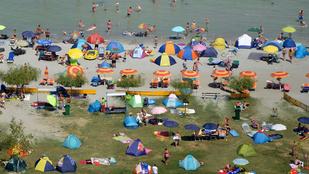 Megvan, melyek a Balaton legjobb strandjai idén
