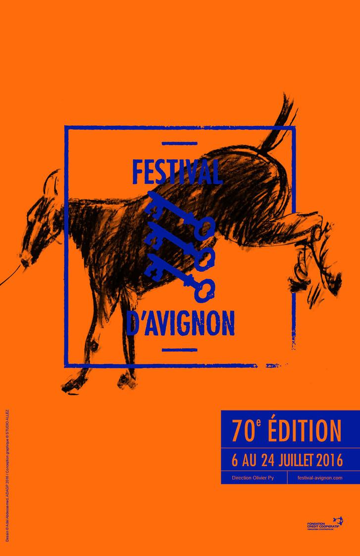 avignon fesztival logo