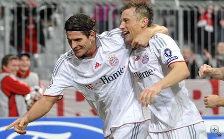 A Bayern Izraelben győzött, így még van esélye a továbbjutásra