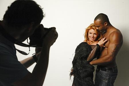 Liptai a Playboy fotózáson