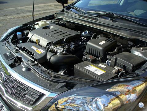A motor zseniális
