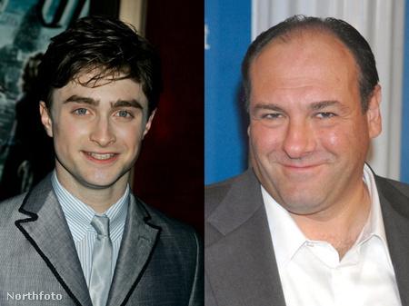 Ők is benne voltak: Daniel Radcliffe és James Gandolfini