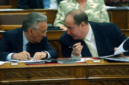 Kovács László Kiss Pétert támogatta
