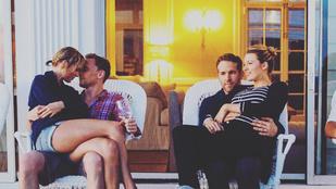 Ryan Reynolds sikeresen széttrollkodta Taylor Swift buliját