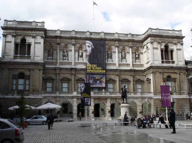 Királyi Művészeti Akadémia a Burlington-házban