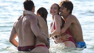 Lindsay Lohan összeeresztette milliárdos pasiját a családjával