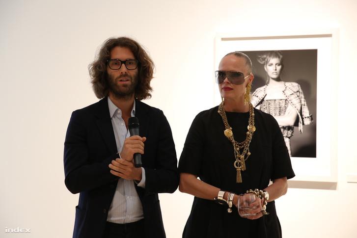 Peter Farago és Ingela Klemetz Farago