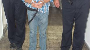 Elfogták a zalaegerszegi gyilkosság gyanúsítottját