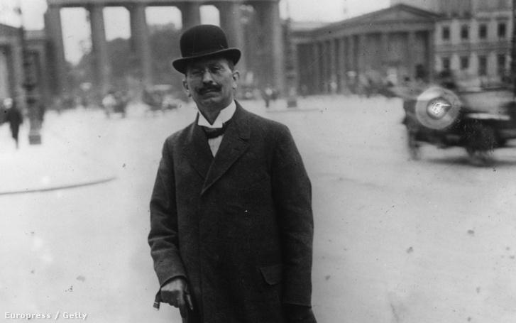 1919-ben Berlinben