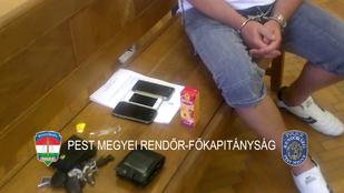 A hátsó ülésen erőszakolt meg egy 15 éves lányt egy férfi Sződligeten
