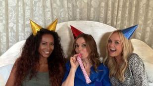 Rejtélyes, de biztató videót posztolt a Spice Girls