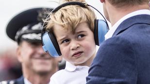 György hercegből ezek után tutira pilóta lesz