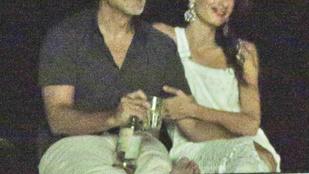 Ismerje meg ebből a szögből is a Clooney házaspárt