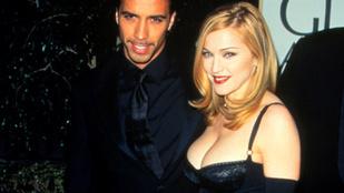 Madonna exe dögös ötvenes apuka lett