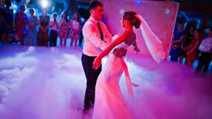 Ezekre a slágerekre szeretnek a legjobban táncolni egy esküvőn
