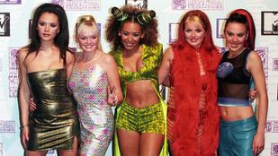 Így indul az újév: összeállt két Spice Girl