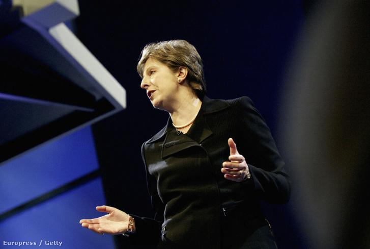 Theresa May 2003-ban