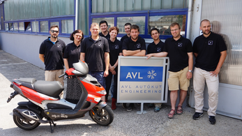 Le Visonta 2016: AVL Full Throttle Racing Team