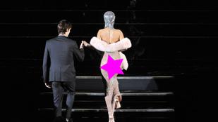 Nem Rihanna volt az első, aki úgy viselt ruhát, hogy mégis meztelen volt