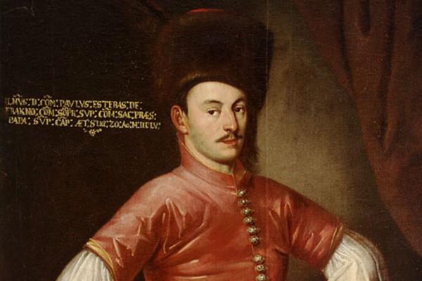 Esterházy Pál herceg