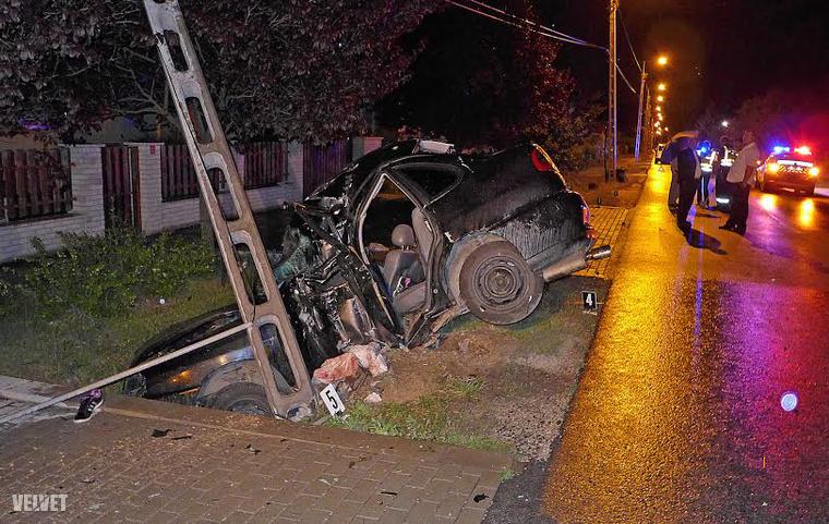 A rendőrség vizsgálja a halálos baleset körülményeit.