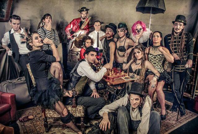 Freak Fusion Cabaret