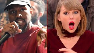 Egyre csúnyább a Kanye West és Taylor Swift közt dúló háború