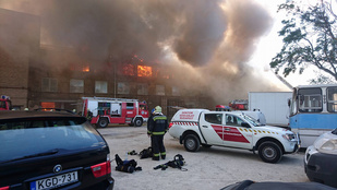 Ezért lát akkora füstöt Budapest felett