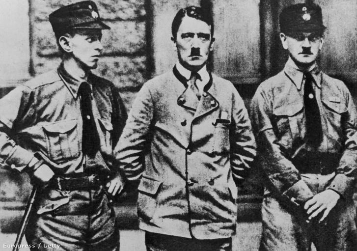 Hitler 1923-ban.