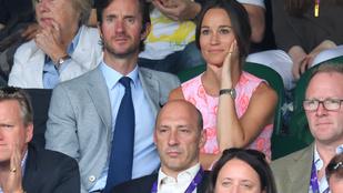 Újabb esküvő a brit királyi családnál: eljegyezték Pippa Middletont!