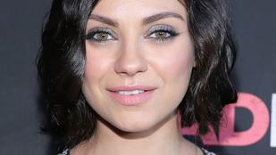 Mila Kunis rövidre vágatta a haját, vagy rosszul látunk?
