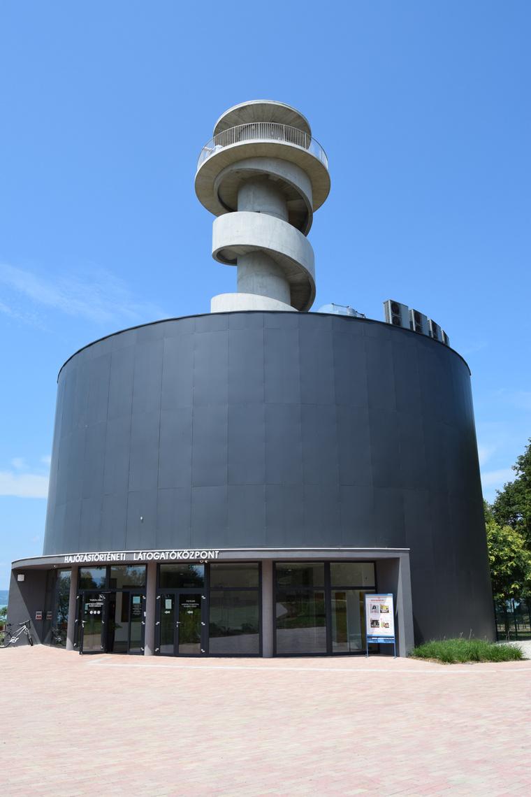 A balatonföldvári kliátóról és interaktív múzeumot emlegettük már, most azonban el is mentünk megnézni.