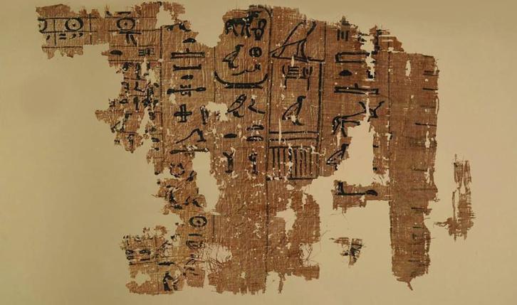 papyri-on-display