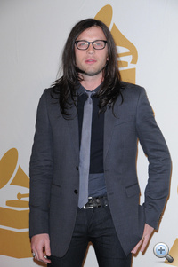 Nathan Followill, a Kings of Leon tagja a Grammy jelölések ünnepén