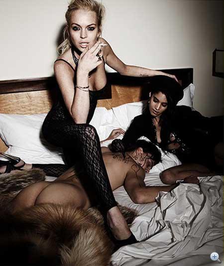 Kattintson Lohan képeiért!