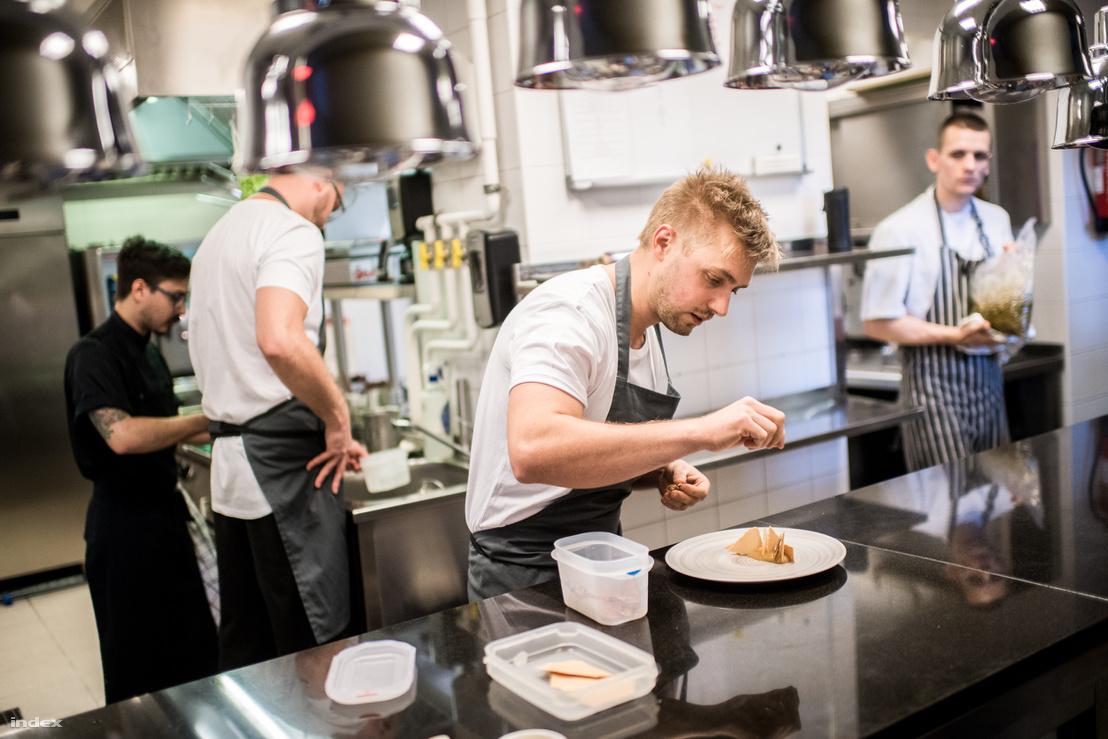Veres István a Bábel konyháján