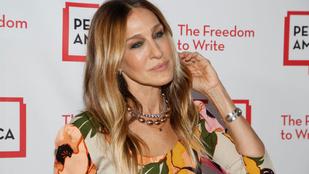 Sarah Jessica Parker annyira nem is akart szerepelni a Szex és New Yorkban