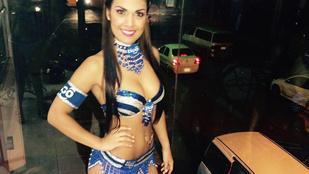 Véres börtönlázadás során ölték meg a csinos argentin modellt