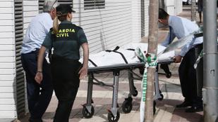 Gyerekei próbálták védeni a szúrásoktól a Spanyolországban meggyilkolt magyar nőt